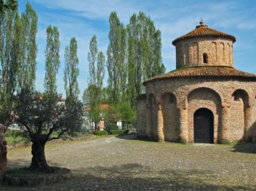 Battistero di Vigolo Marchese